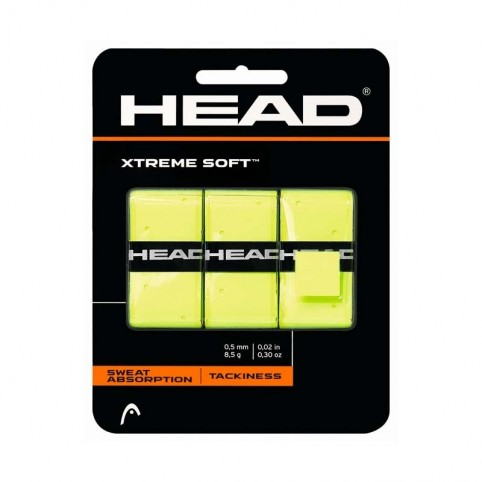 Head -Overgrips Xtreme Soft