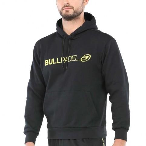 Bullpadel -Sudadera Bullpadel Redipol 2020 Negro