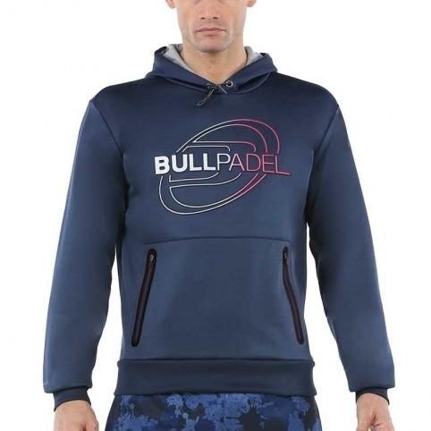 Bullpadel -Sudadera Bullpadel Ramzi 2020 azul