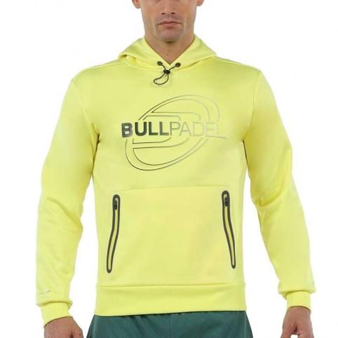 Bullpadel -Bullpadel Ramzi 2020 Sweat-shirt jaune