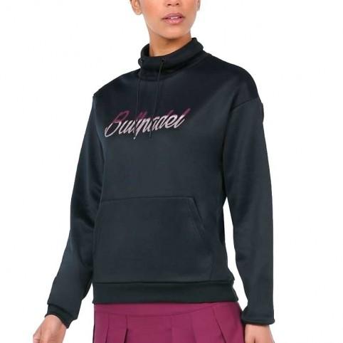 Bullpadel -Bullpadel Irusta 2020 Sweat-shirt noir
