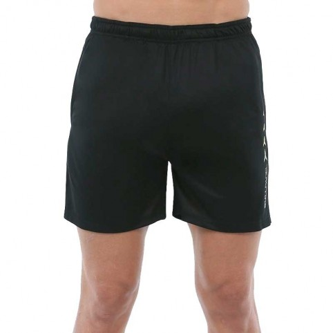 Bullpadel -Short Bullpadel Uenti 2020 Black