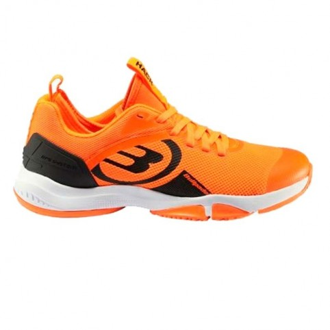 Bullpadel -Zapatillas Bullpadel Hack Knit 2020 naranja