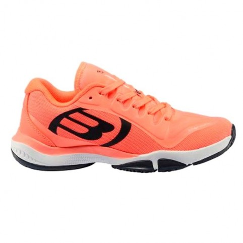 -Zapatillas Bullpadel Flow 2020 coral
