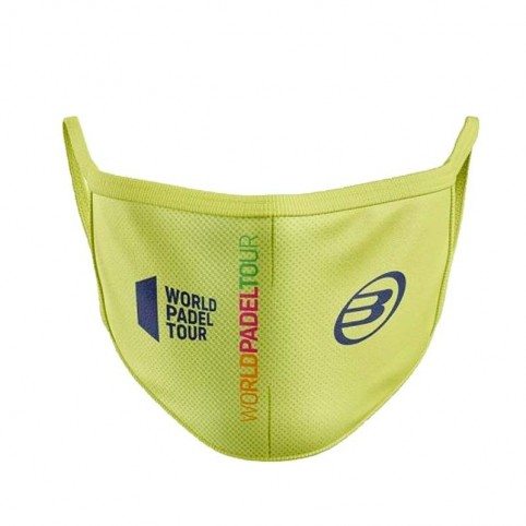 Bullpadel -Bullpadel WPT 2020 yellow mask W