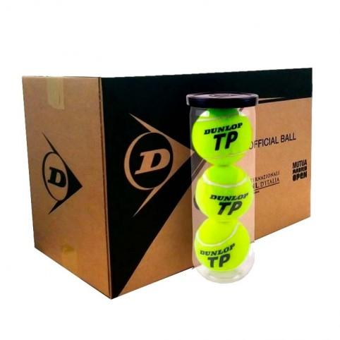 Dunlop -Cajón de pelotas Dunlop TP