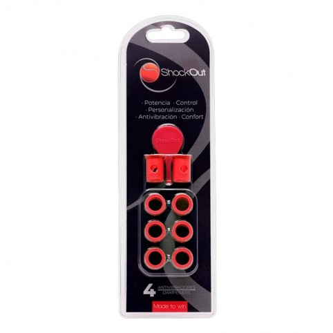 -ShockOut Red Ammortizzatore