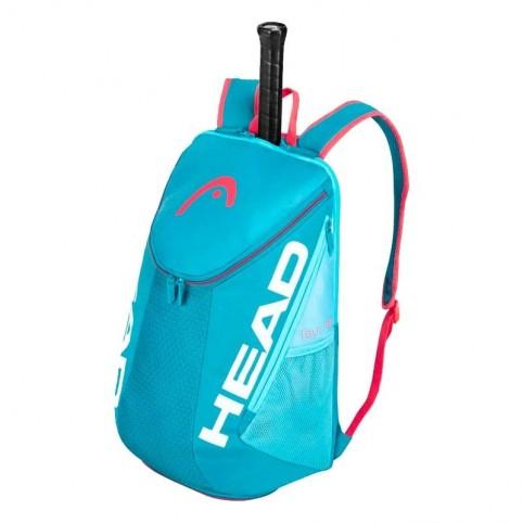 -Blue/Pink Tour Team Backpack