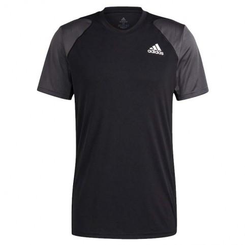 -Adidas Club Black T-shirt 2021