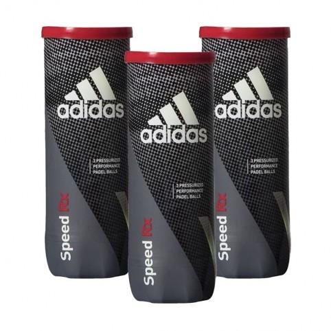 Adidas -Tripack de pelotas Adidas Speed RX