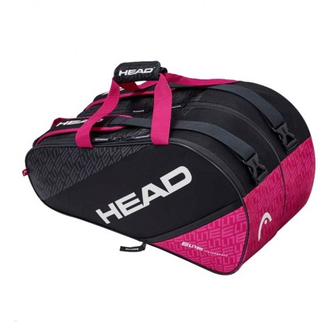 -Paletero Head Elite Supercombi Rosa