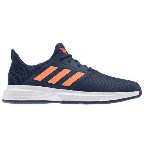 -Zapatillas Adidas GameCourt M 2021 azul