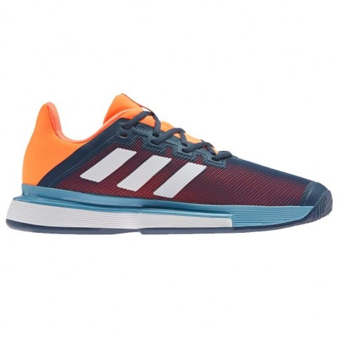 -Zapatillas Adidas Solematch Bounce Crew