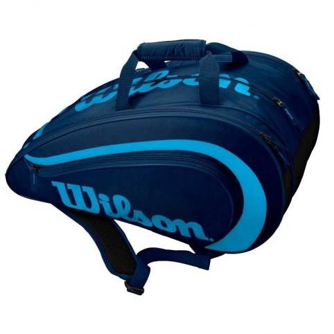 -Paletero Wilson PAK 2021 azul