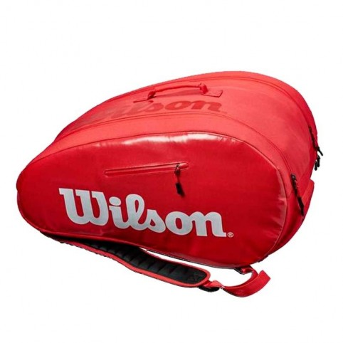 -Wilson Super Tour 2021 Red Palette