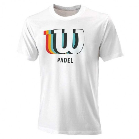 -Wilson Blur 2021 Vit T-Shirt