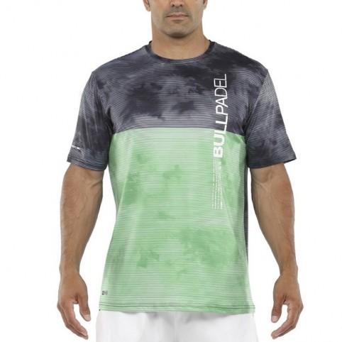 Bullpadel -Bullpadel Mitu 2021 Camiseta Verde