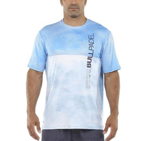 Bullpadel -Camiseta Bullpadel Mitu 2021 azul