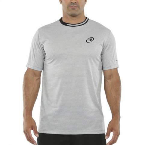 Bullpadel -Camiseta Bullpadel Micay 2021 gris