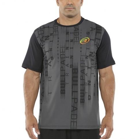 Bullpadel -Camiseta Bullpadel Tepompo 2021 negro