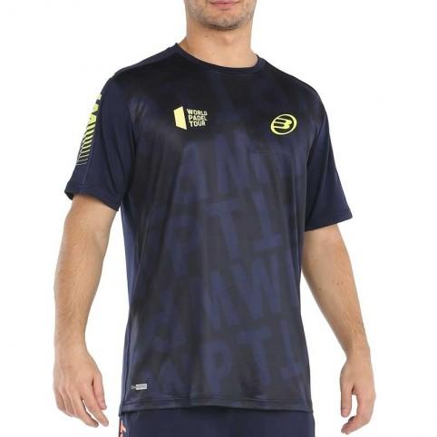 Bullpadel -T-shirt blu Bullpadel Vegachi 2021