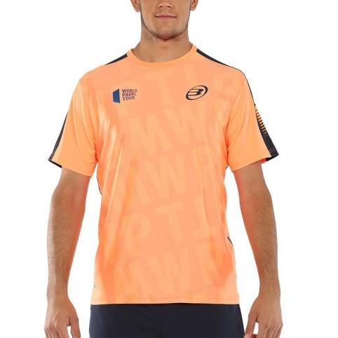 Bullpadel -T-shirt arancione Bullpadel Vegachi 2021