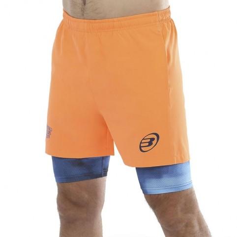 Bullpadel -Short Bullpadel Valdivia 2021 orange