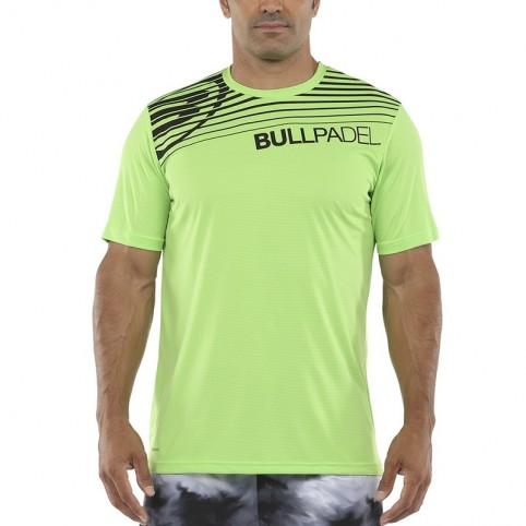 Bullpadel -Bullpadel Choco 2021 green T-shirt