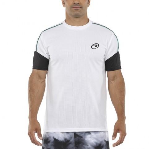 Bullpadel -Camiseta White Bullpadel Caqueta 2021