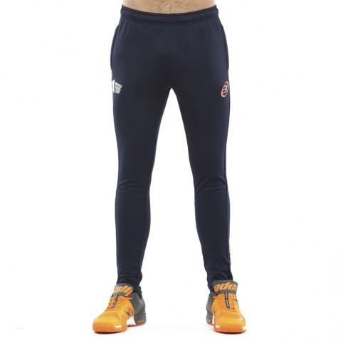 Bullpadel Voros 2021 calças azuis | Roupa padel Bullpadel | Time2Padel