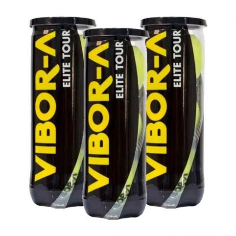 Vibor-a -Tripack de pelotas Vibor-a Elite Tour