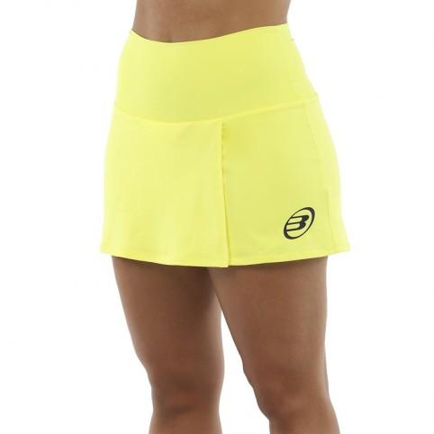 -Bullpadel Yotoco skirt 2021 yellow