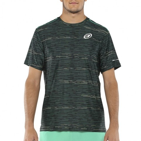 Bullpadel -Camiseta Bullpadel Metane 2021 negro