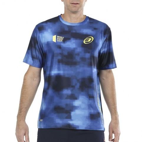 Bullpadel -T-shirt blu Bullpadel Vaupes 2021