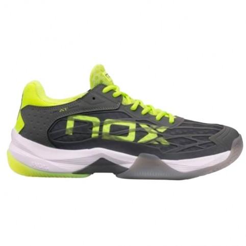 Nox -Scarpe Nox AT10 LUX 2021 Grigio