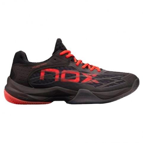 Nox -Zapatillas Nox AT10 LUX 2021 Negro