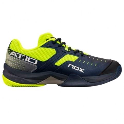 Nox -Zapatillas Nox AT10 2021 Amarillo