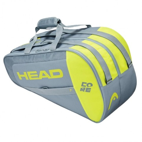 -Head Core Padel 2021 grey pallet