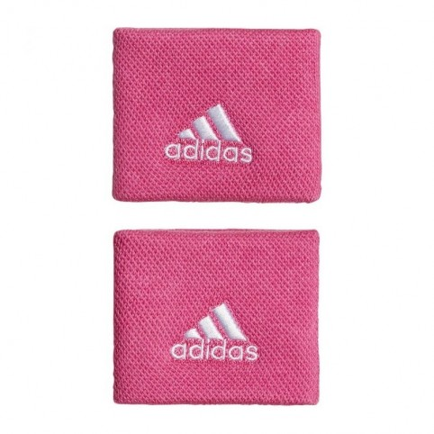Adidas Tennis WB S Rosa wristband | Wristbands | Time2Padel