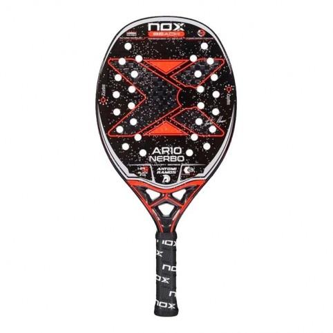 Nox -Beach Tennis Nox AR10 Nerbo By Antomi Ramos 2021