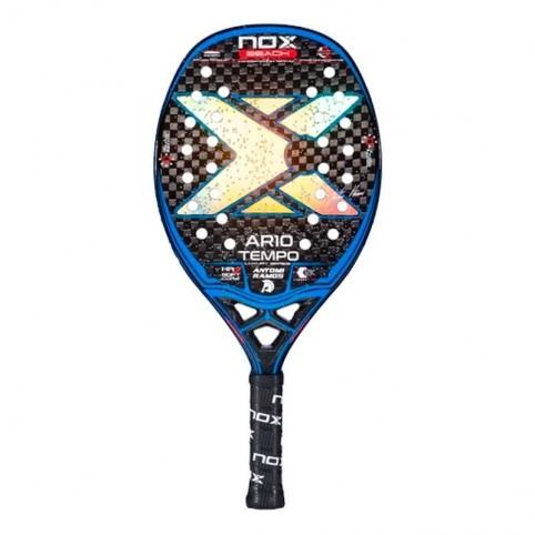 -Beach Tennis Nox AR10 Tempo di Antomi Ramos