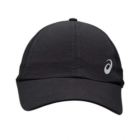 Asics -Asics ESNT Black Cap