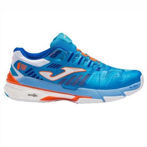 -Joma Slam Hommes Turquoise Chaussures