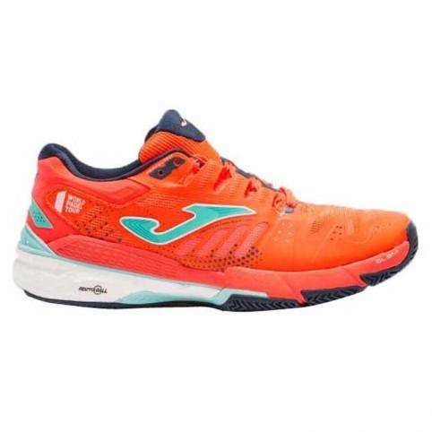 -Joma Slam Men Orange Shoes