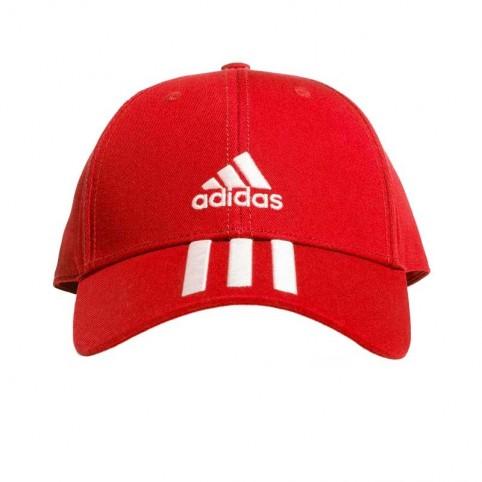 -Gorra Adidas Baseball Rojo