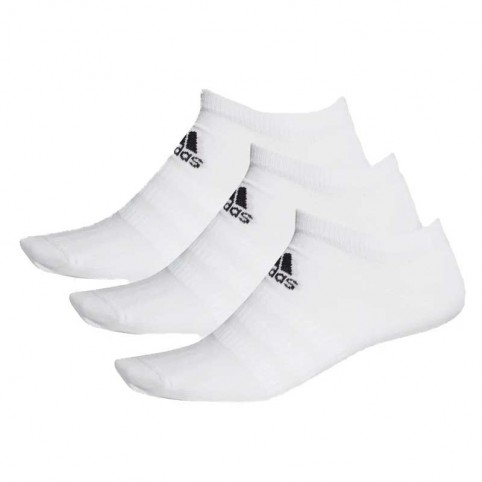 -Pack Calcetin Cush Low Blanco