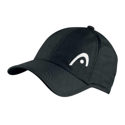-Berretto giocatore Black Head Pro
