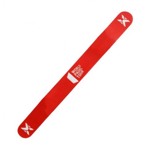 Nox -Protector Nox WPT Rojo-blanco