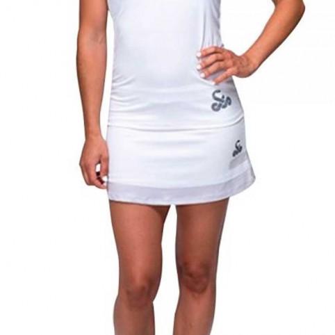 -Falda mujer Vibor-a Diva 2021 blanco