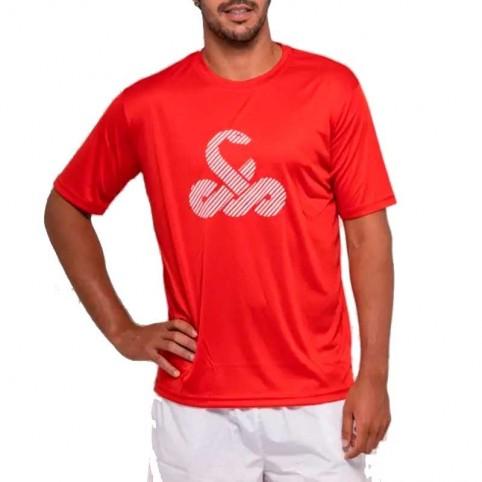 -Camiseta Vibor-a Taipan 2021 rojo